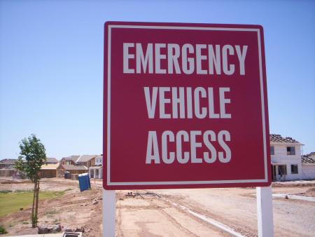 Emergency Vehical Access