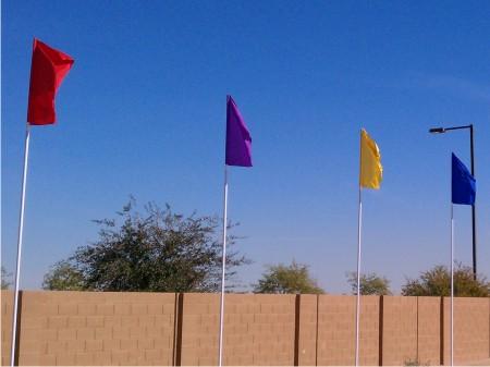 Marketing Flags
